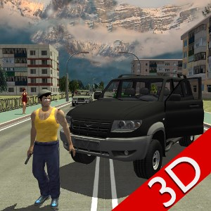 Play Russian Car Driver