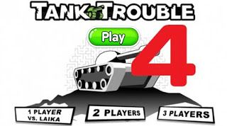 Play Tank trouble 4