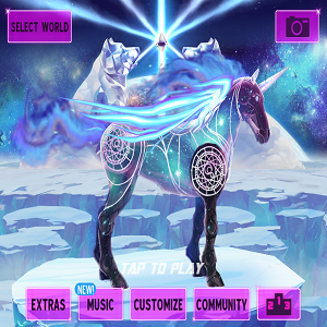 Play Robot Unicorn Attack 2