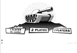 Play Tank trouble 3