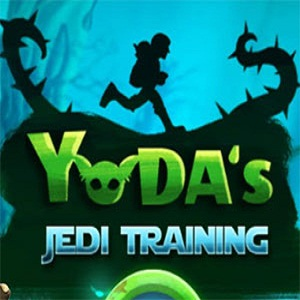 Play Yoda's Jedi Training