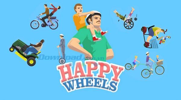 Happy Wheels